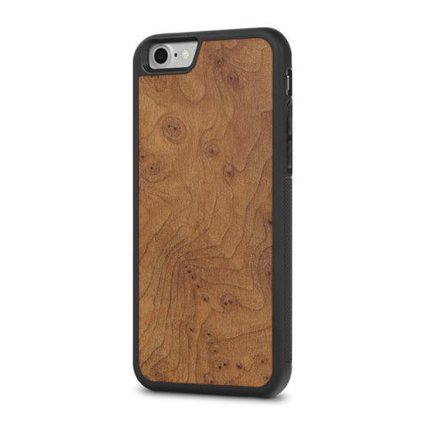 iPhone SE (2020) — #WoodBack Explorer Case