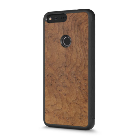 Google Pixel XL — #WoodBack Explorer Case