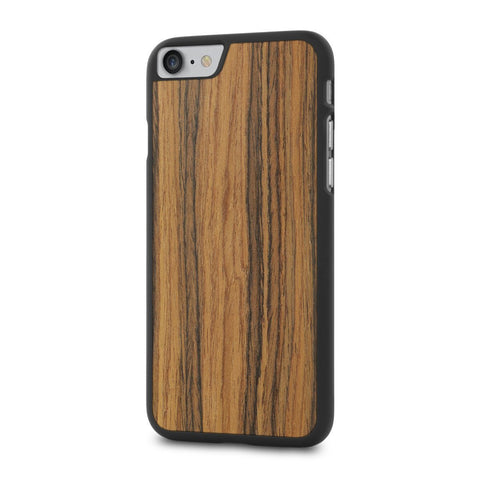 iPhone SE (2020) — #WoodBack Snap Case