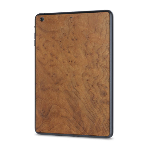 iPad mini 4 — #WoodBack Skin