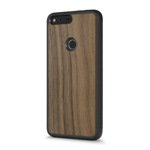 Google Pixel —  #WoodBack Explorer Case - Cover-Up - 1