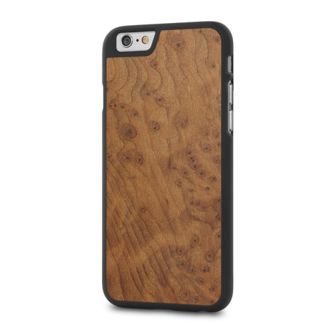iPhone 6/6s — #WoodBack Snap Case