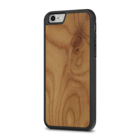 iPhone 7 —  #WoodBack Explorer Case - Cover-Up - 1