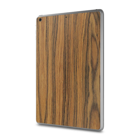 iPad Air — #WoodBack Skin