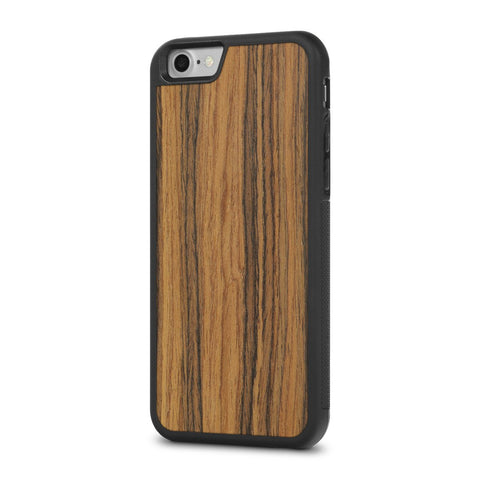 iPhone 7 — #WoodBack Explorer Case