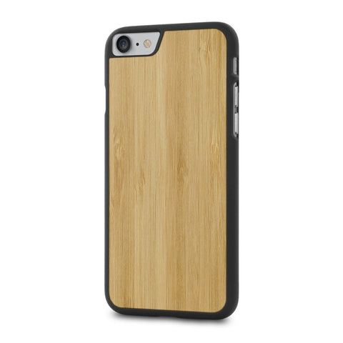 iPhone 8 —  #WoodBack Snap Case - Cover-Up - 1