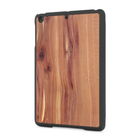 iPad mini 2/3 — #WoodBack Snap Case - Cover-Up - 1