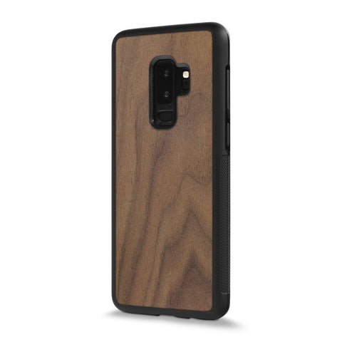 Samsung Galaxy S9 Plus —  #WoodBack Explorer Case