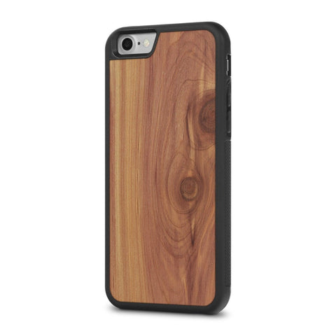 iPhone 8 —  #WoodBack Explorer Case - Cover-Up - 1