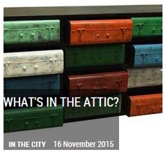 What's in The Attic? Coverage of our Exhibition in Alserkal Avenue by Khaleej Times