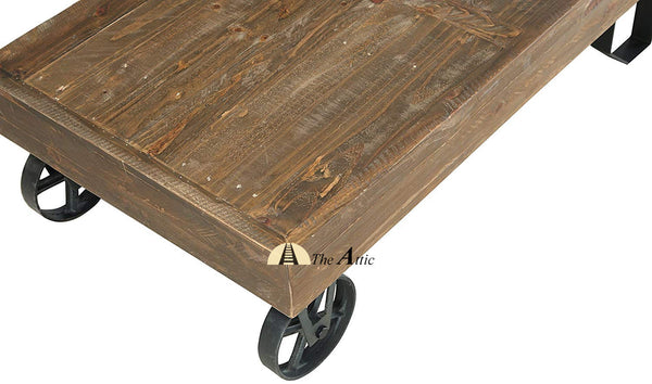 Abbott Cart Coffee Table