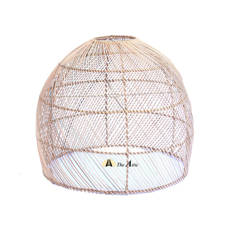 Benua Rattan Pendant, Rattan Furniture - The Attic Dubai