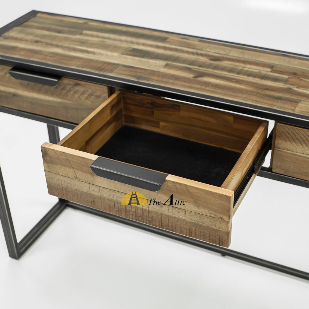 Harbour 3 Drawer Console