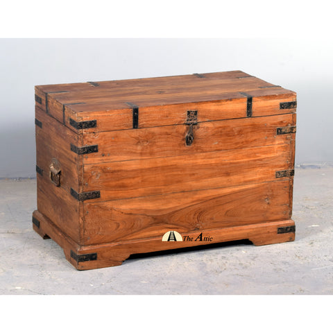 Vintage Accountants' Chest - The Attic Dubai