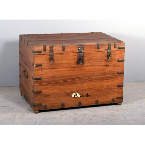 Vintage Accountants' Chest - theattic-dubai.com