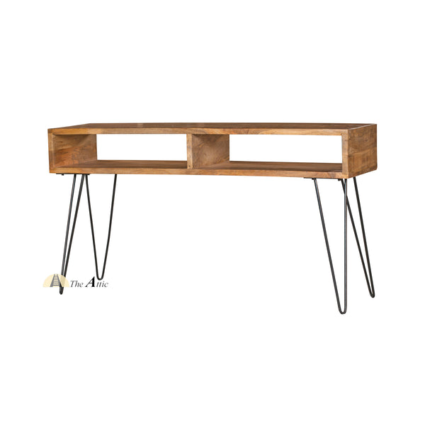 Hairpin Leg Console - The Attic Dubai