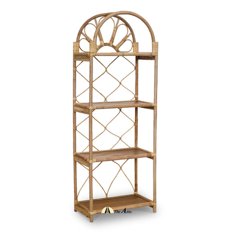 Anjuna Rattan Shelf - The Attic Dubai