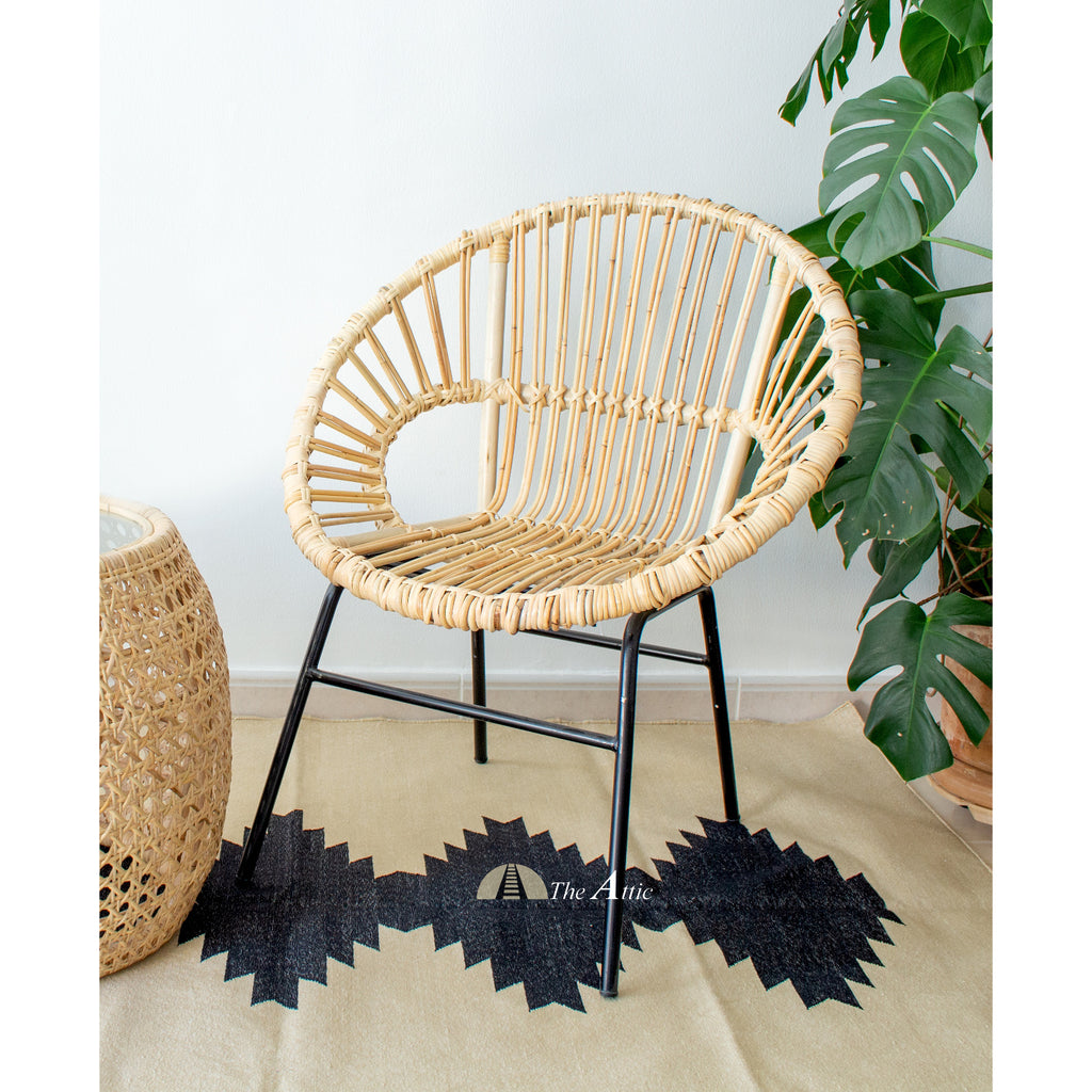 Maroko Rattan Round Tub Chair