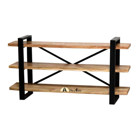 3-Tier Industrial Console