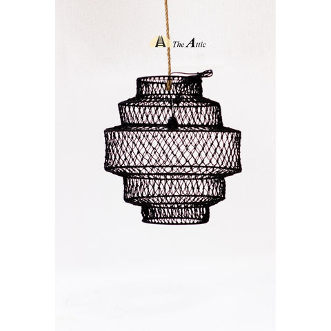 Kandy Rope Pendant, Lighting & Home Decor - The Attic Dubai