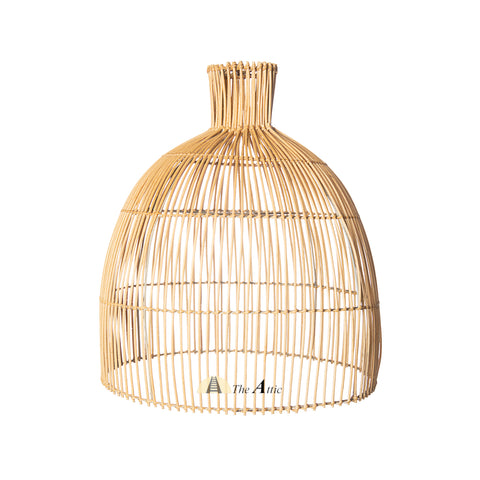 Laksa Rattan Pendant, Rattan Furniture - The Attic Dubai