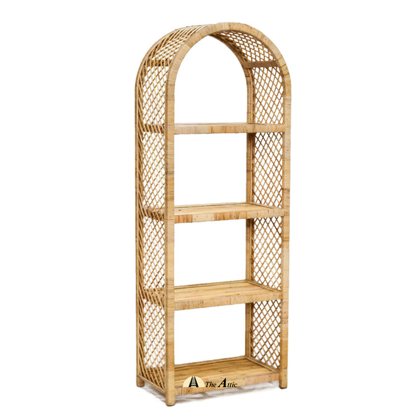 Maya Rattan Shelf - TheAttic-Dubai.com