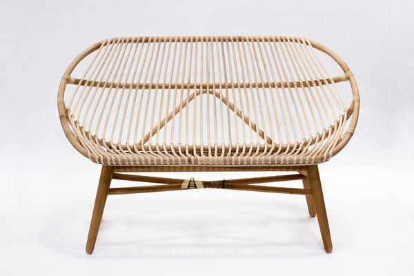Moka 2-Seater Rattan Sofa, The Attic