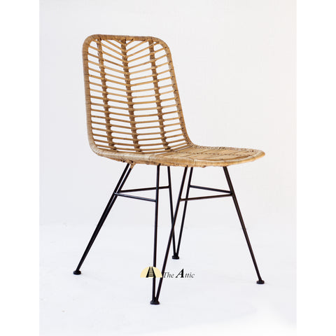 Osaka Rattan Dining Chair, theattic-dubai.com