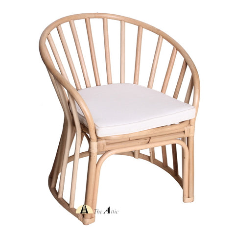 Raja Rattan Lounge Chair - theattic-dubai.com