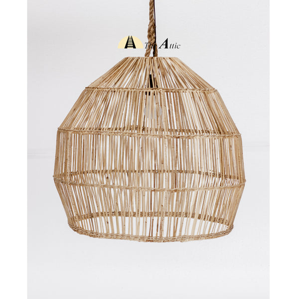 Talpe Rattan Pendant, Rattan Furniture - The Attic Dubai
