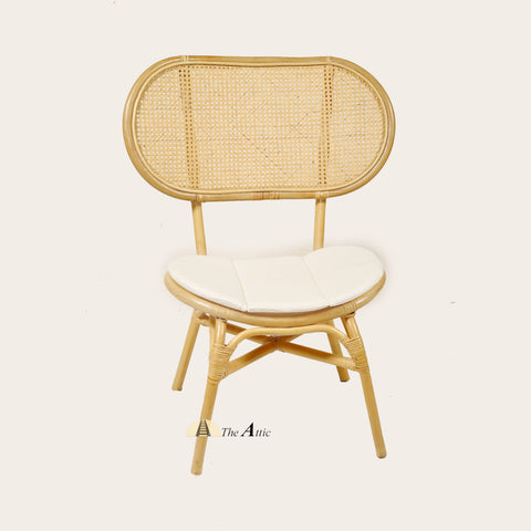 Veena Rattan Occasional Oversized Back Chair