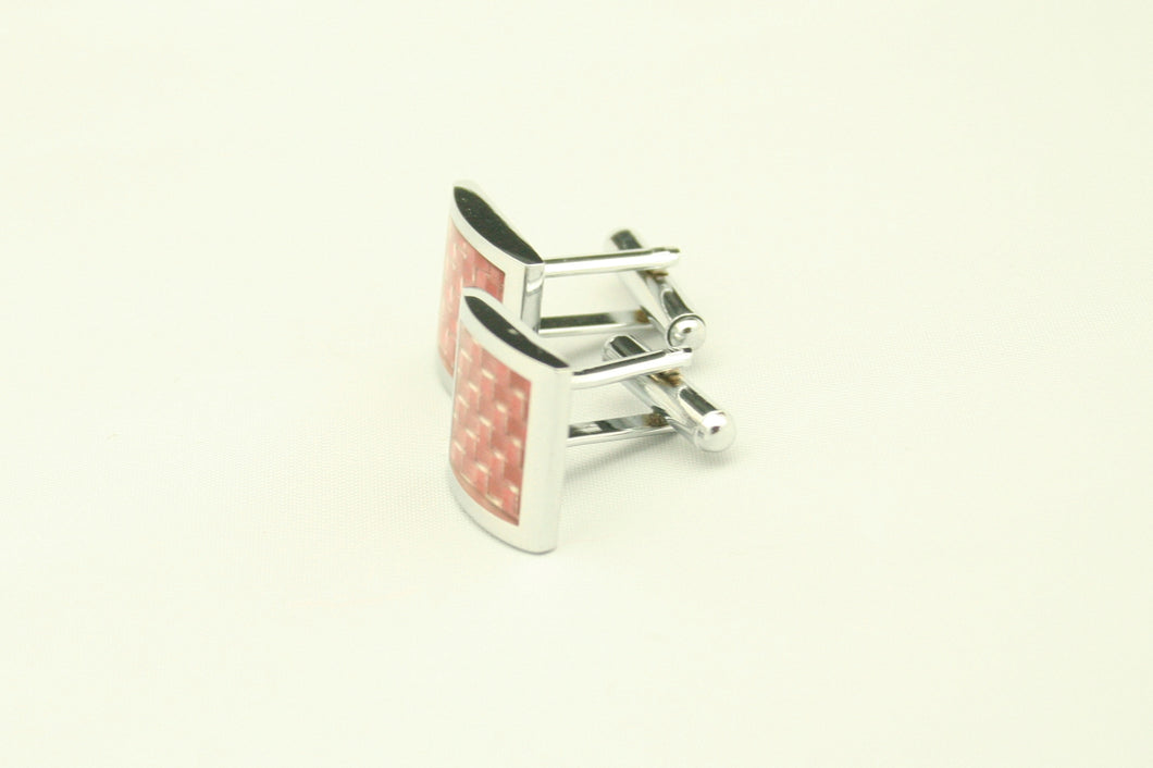 Checked Cufflinks