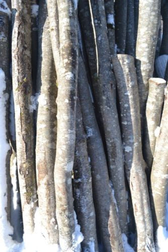 Alder Poles/Furniture Logs- Pole/Log
