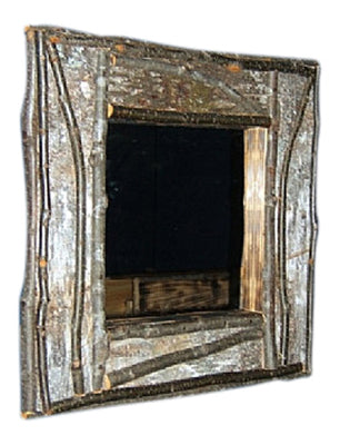 Birch Bark Frames