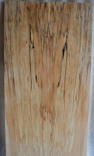 Spalted Maple Craft Wood  Guitar Top Bookmatched Set GT-200 (SOLD)