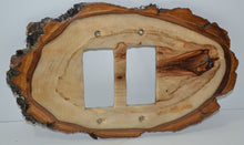 Log Slice Switch Plates, Rocker & Receptacle Covers
