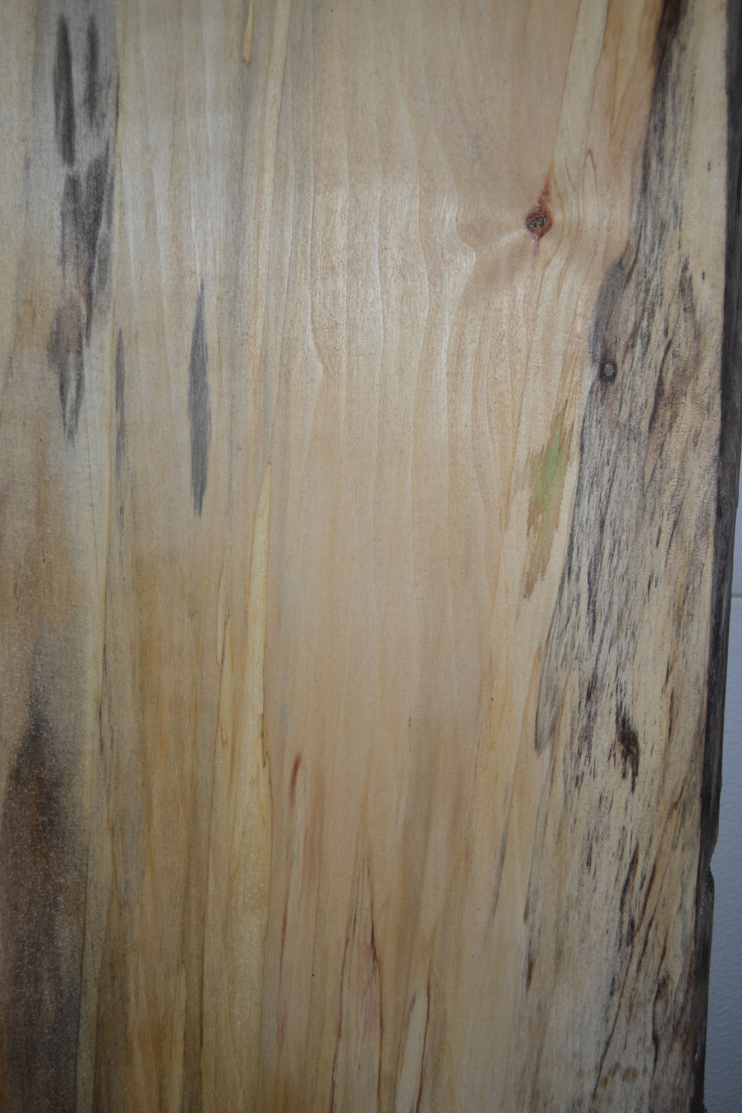 Spalted Aspen Live Edge Plank SA-1