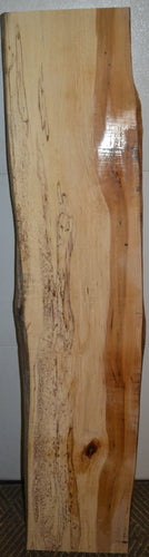 Spalted Maple Live Edge Slab- SM-103 (SOLD)