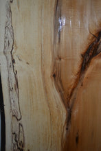 Spalted Maple Live Edge Slab- SM-104  (SOLD)