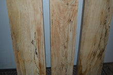 Spalted Maple Planks 3 Piece Set SM-105 (SOLD)