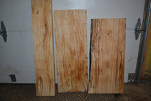 Spalted Maple Planks 3 Piece Set SM-106
