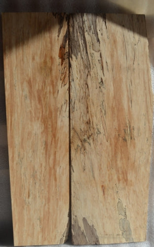 Spalted Maple Craft Wood  2 piece set SMC-115 (SOLD)