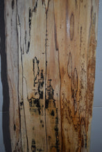 Ambrosia Spalted Maple Live Edge Slab (SMLE-10) (SOLD)