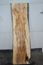 Ambrosia Spalted Maple Live Edge Slab (SMLE-4) SOLD