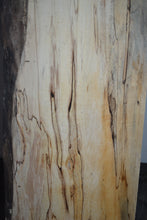 Ambrosia Spalted Maple Live Edge Slab (SMLE-9)  SOLD