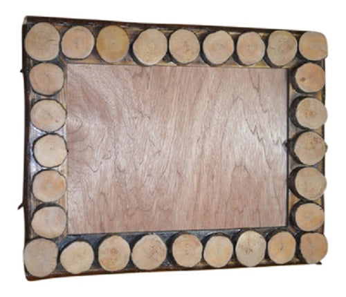 Wood Slice Frames