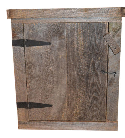 Superieur Barn Wood Medicine Cabinet