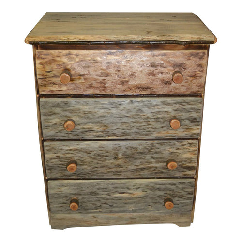 Log Chest of Drawers