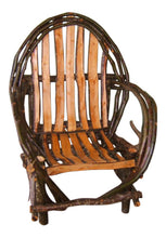 Rustic Twig Arm Chair