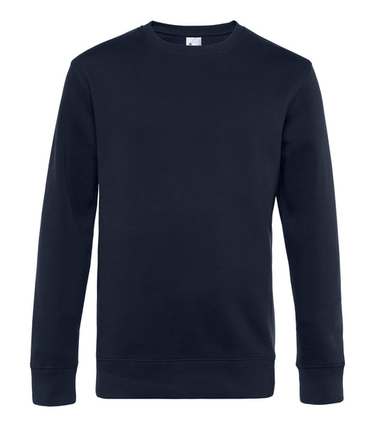 Crewneck - Navy Blue eksempelbuss.